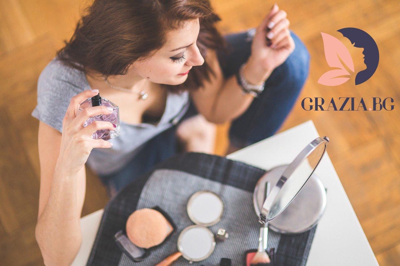 Онлайн магазинът на Grazia.bg предоставя парфюми и козметика с най-високо качество